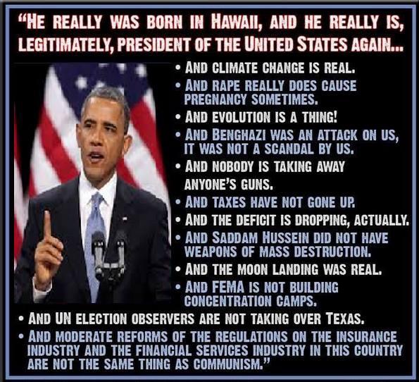 Obama Truth