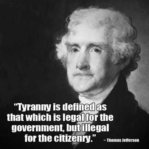 Tyranny Quote 2